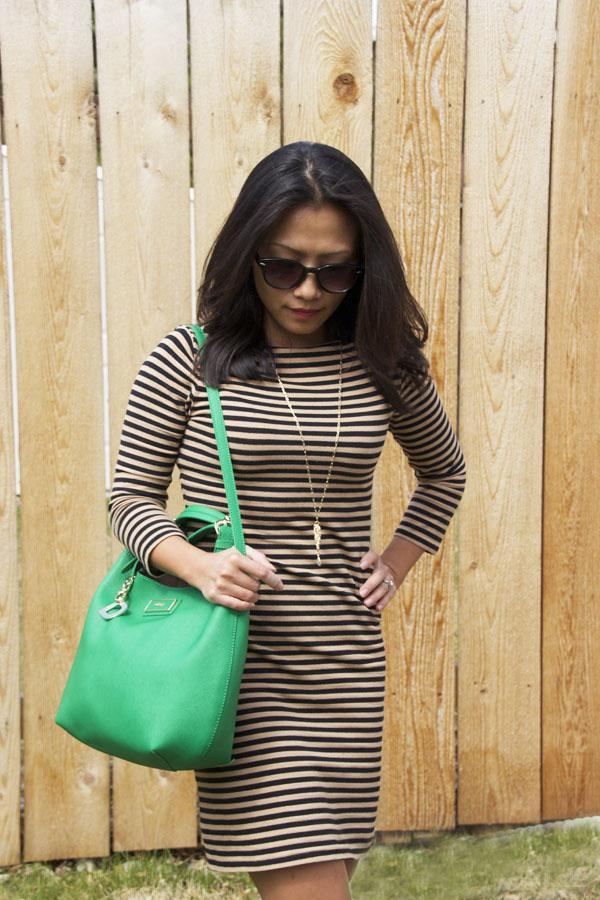 striped-t-shirt-dress-look-3