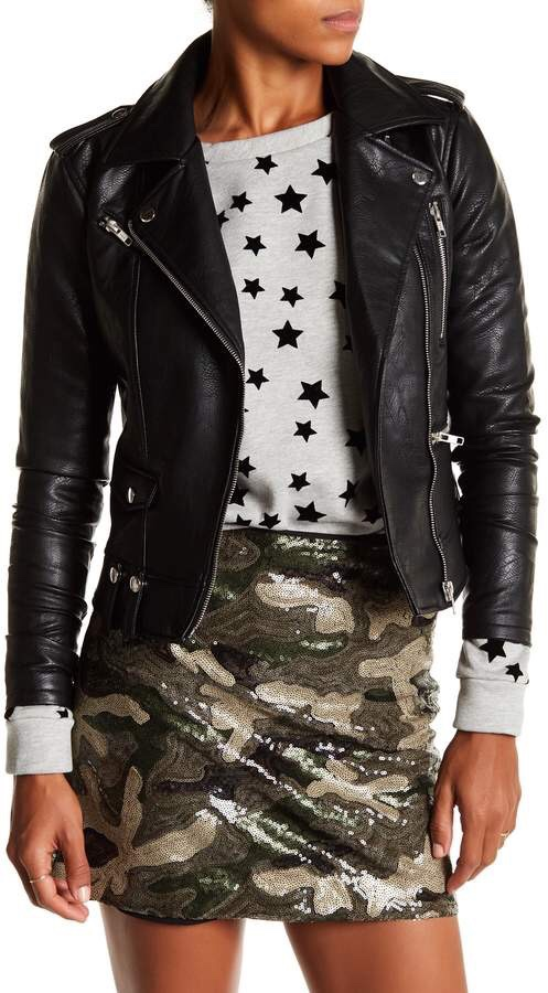 Romeo and Juliet Couture Leather Jacket